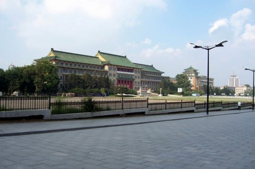 PLA completion of New Palace