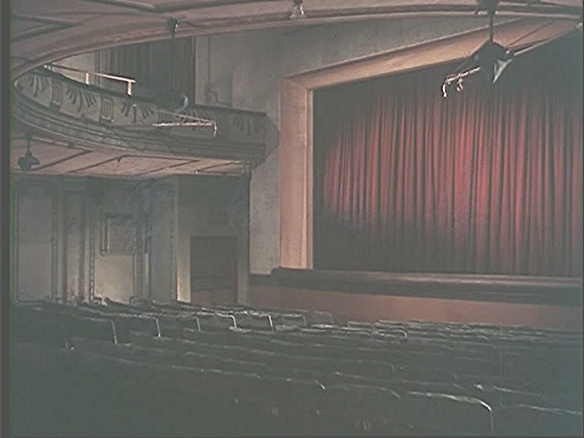 Interior of Cathay used in stage susterds film