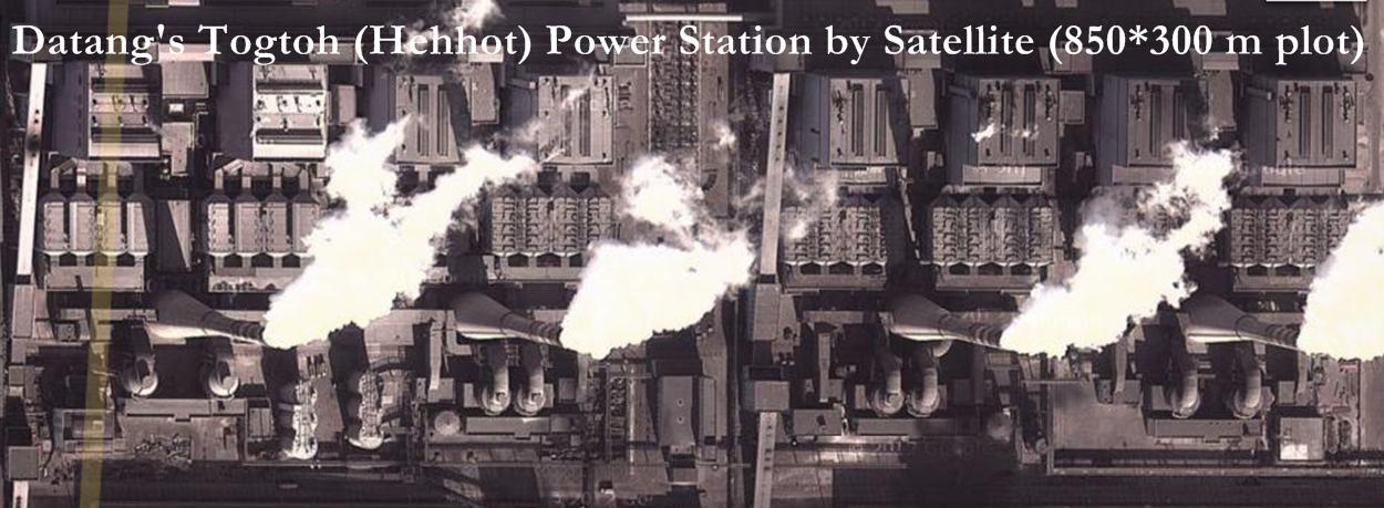 Togtoh Station saltellitye